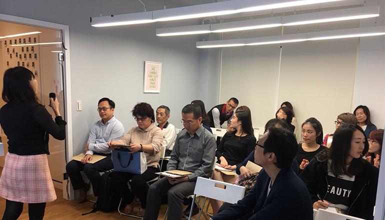 [講座課程] 特邀資策會講師主講「網路行銷工具解析與應用」,讓網站發揮最大效益